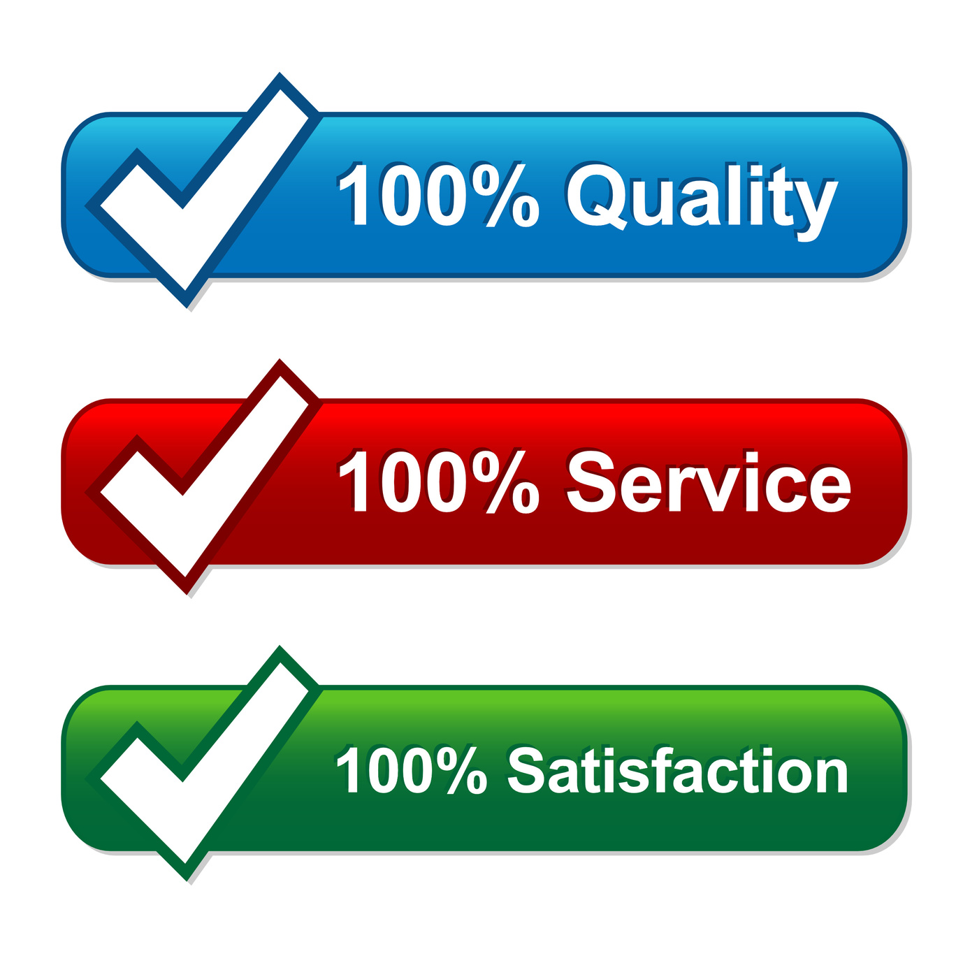 customer satisfaction with service qua Measure customer satisfaction: csat, ces and nps compared november, 2014 gert van dessel market research , net promoter score 5 comments in market research we love acronyms almost as much as the it world does.